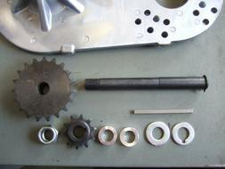 Jackshaft Kit - Mini-Bike, Mini Chopper,