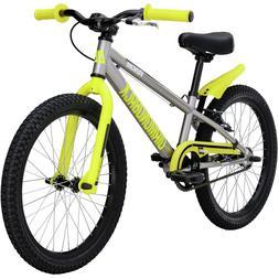 Diamondback Jr Venom Kids' Bike - 2016 Silver, One Size