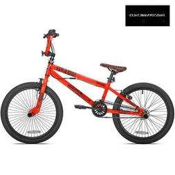 "Kent 20"" Thruster Boys', Chaos BMX Bike, Neon Orange, For Ag"