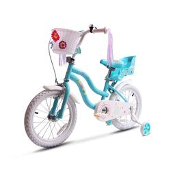 Kid's Bike Steel Frame Children Bicycle Little 14Inch 16Inch