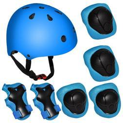 Kid Scooter Skateboard Bike Protective Gear Set ,Helmet and