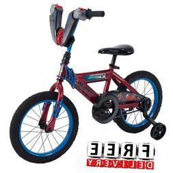 Boys Bicycle Spiderman Bicyclesi