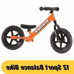 Kids Bike Balance No Pedal Bicycle Push Ride 12 Toddler Boys