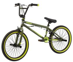 Mongoose Kids BMX Bike Boys Bicycle 20 Inch Wheels Pegs Boy