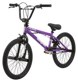 Mongoose KIDS BMX Bike BRAWLER Freestyle, 20-inch wheels, pe