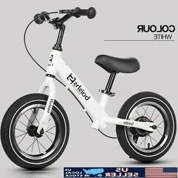 Kids Boys Balance Bike Sport No-Pedal Learn To Ride Pre Bicy
