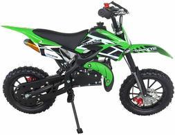 Kids Mini Dirt Bike Gas Power 2-Stroke 50cc Off Road Motorcy