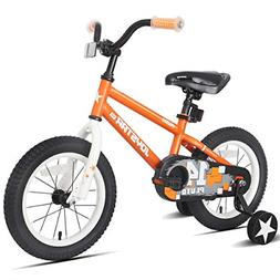 Kids with Training Wheels for 12 14 16 inch Bike Kickstand f