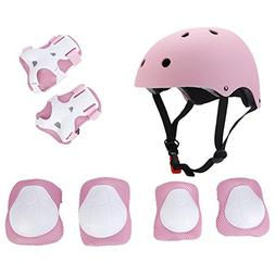 Elesky Kids Youth Adjustable Sports Protective Gear Set Safe
