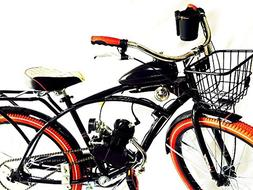 Bicycle Motor Works - Knight Rider Motorized Bike Kit