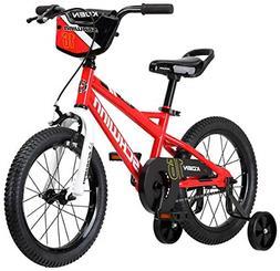 """Schwinn Koen Boy's Bike with SmartStart, 16"""" Wheels, Red"""