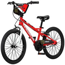 "Schwinn Koen Boy's Bike with SmartStart, 20"" Wheels, Red"