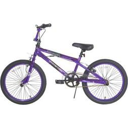 "20"" Genesis Girls' Krome 2.0 Bike, Purple"