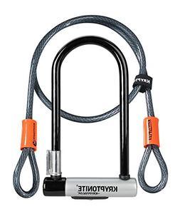 Kryptonite New-U KryptoLok Series 2 Standard Bicycle U Lock