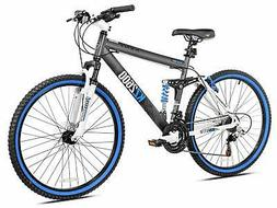 Kent KZ2600 Dual-Suspension Mountain Bike 26-Inch