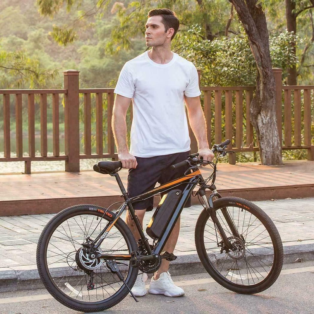 "Brand 20"" Folding Electric Mountain Bike City Bicycle Ebike"