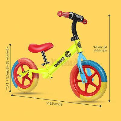12'' EVA No Push Training Bicycle