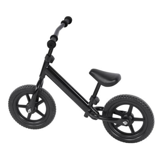 "12"" Kids Bike Classic No-Pedal To Adjustable"