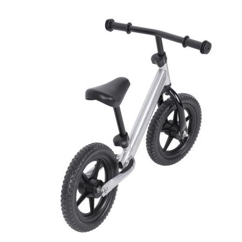 12'' Wheel Kids Bicycle No-Pedal Bike US