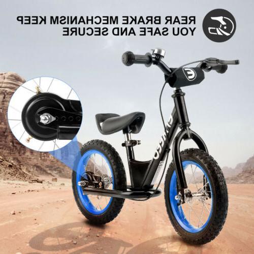 12'' 14'' Children Kid Sport Balance Bike Cycling No-Pedal L