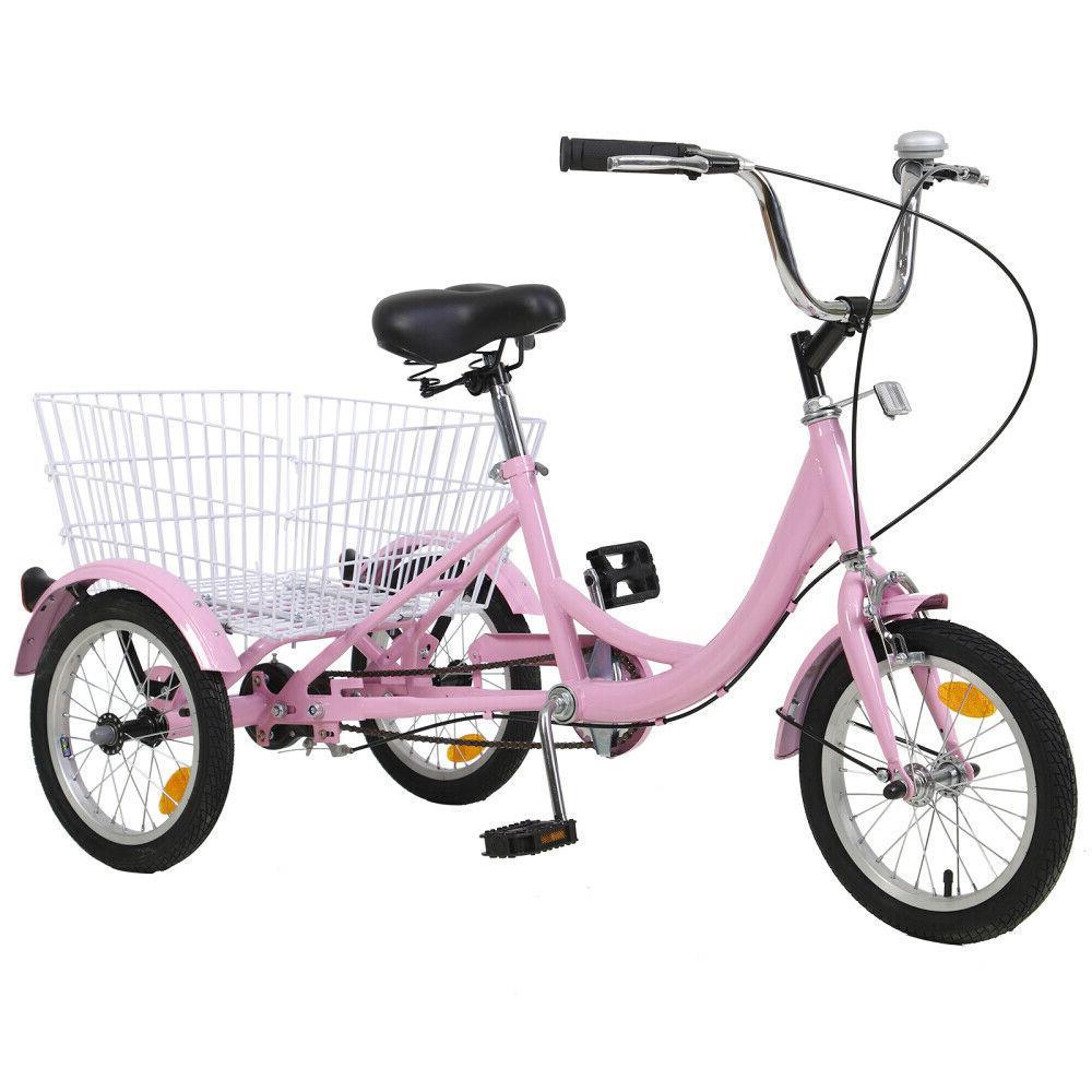 14 inch kid 3 wheel tricycle bicycle