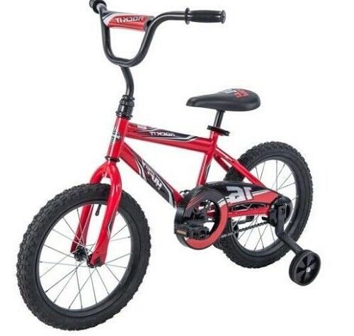 16 rock it boys bike red new