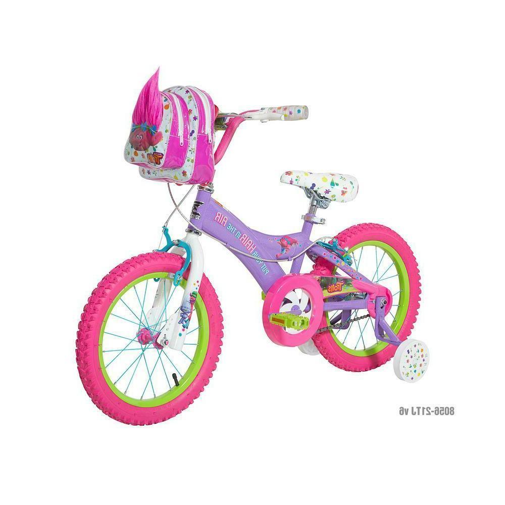 16Inch Bicycle Sturdy Steel Training DreamWorks