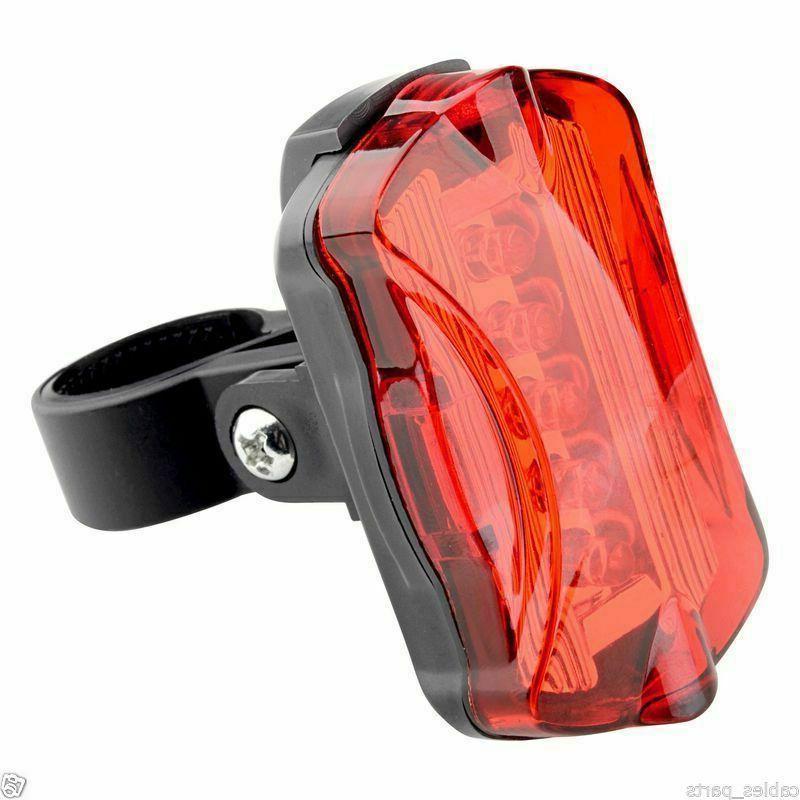 2 Waterproof LED Lamp Bike Front Flashlight