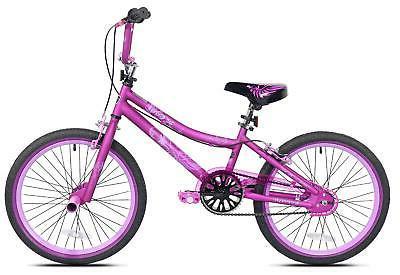 "20"" BMX Bike 8 Satin"