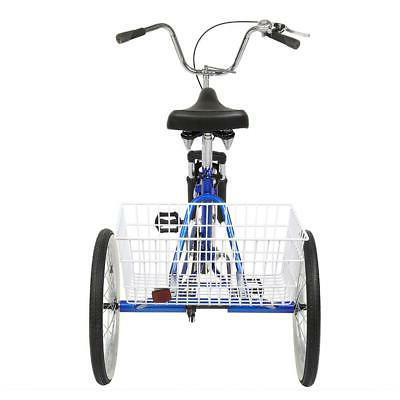 "20""/24""/26"" Speed Trike Bike Bicycle"