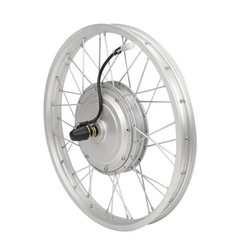 20 36v 750w front tire electric bicycle