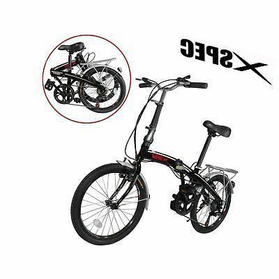 "Xspec 20"" Speed City Bike Bicycle Urban Commuter"