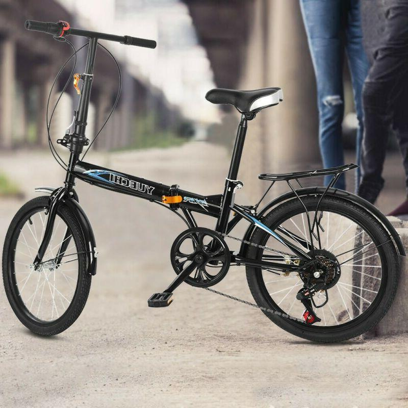 """20"""" Folding Compact Suspension Bicycle Urban"""