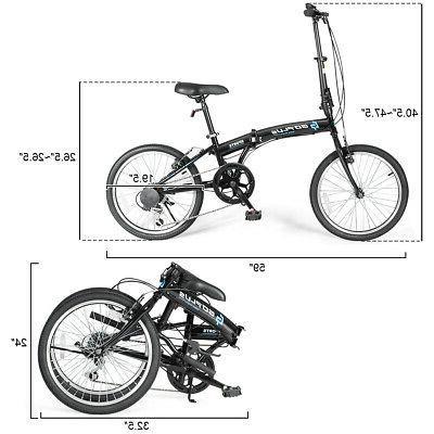 """20"""" Bike Iron Dual"""