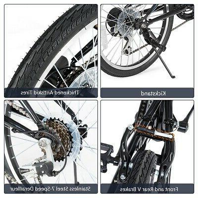 "20"" Bike for Iron Frame"