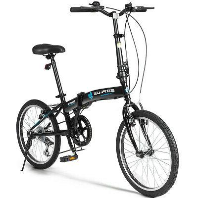 Bike Kids Iron Frame Dual V-Brakes