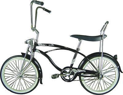 """20/"""" Beach Cruiser Bicycle Bike LowRider MBI Hero Green"""