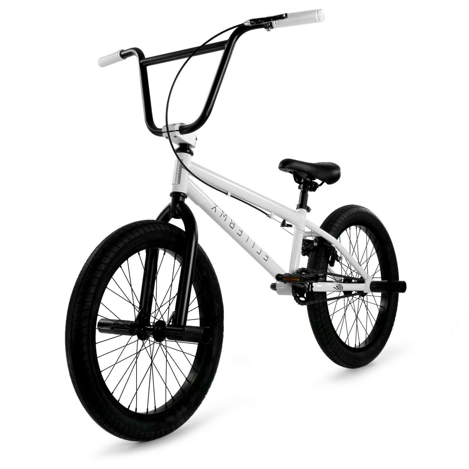 20 bike stealth freestyle white new 2020