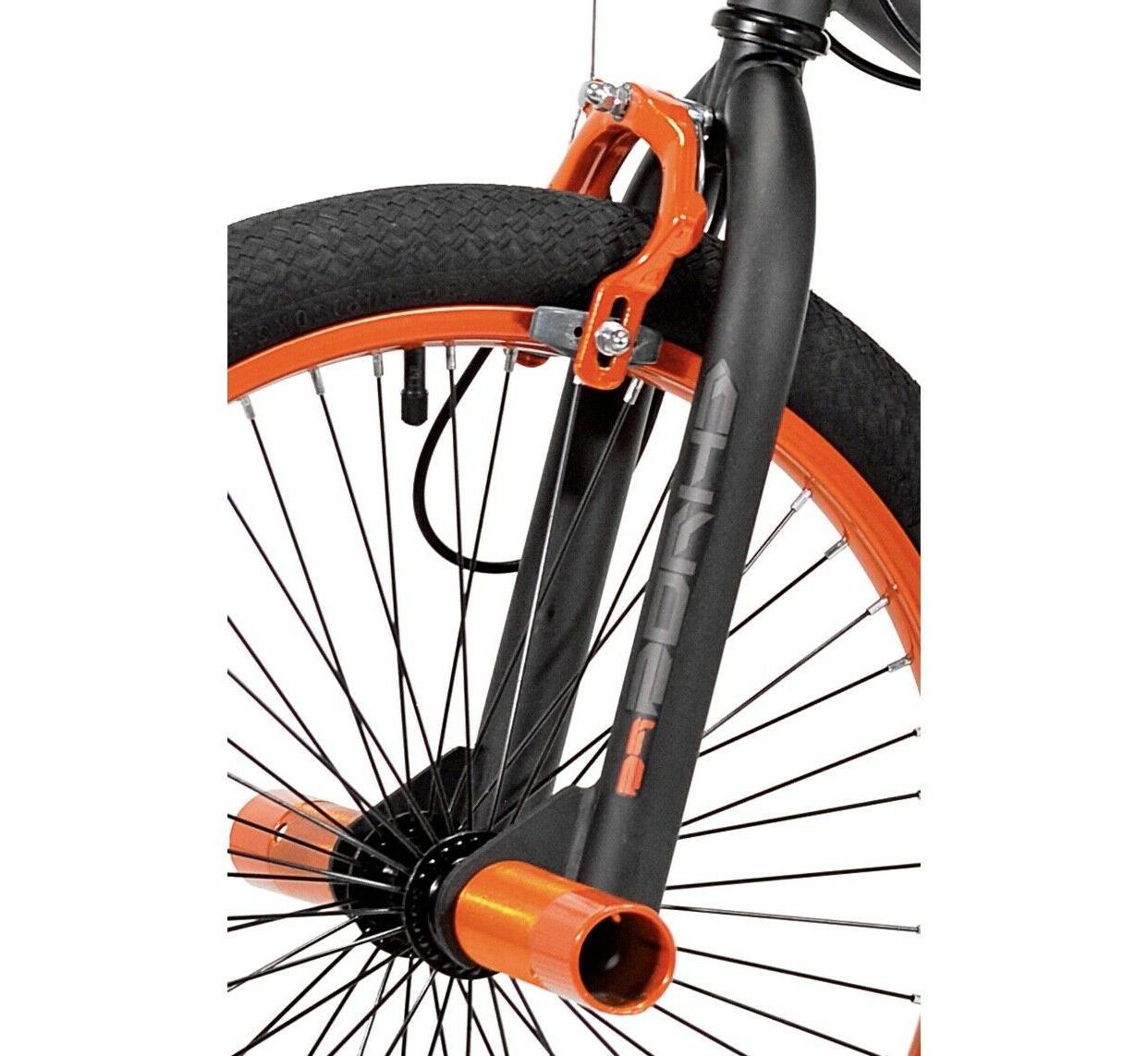 Kent Bike, Matte Gray/Orange