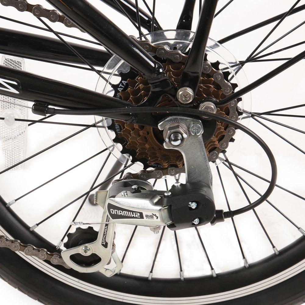 Folding Bicycle 7Speed Foldable
