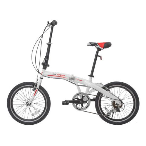 "20"" Folding Front Sports Bicycles Shimano"
