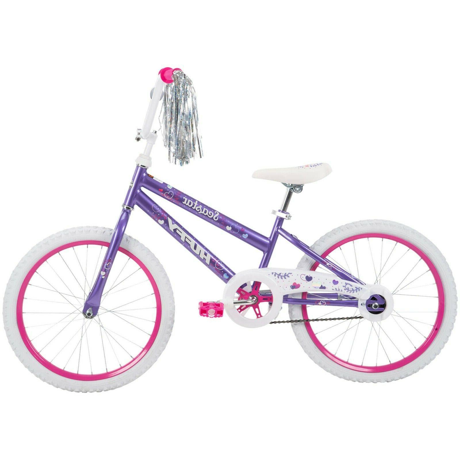 Huffy Star Girls Bike for Purple