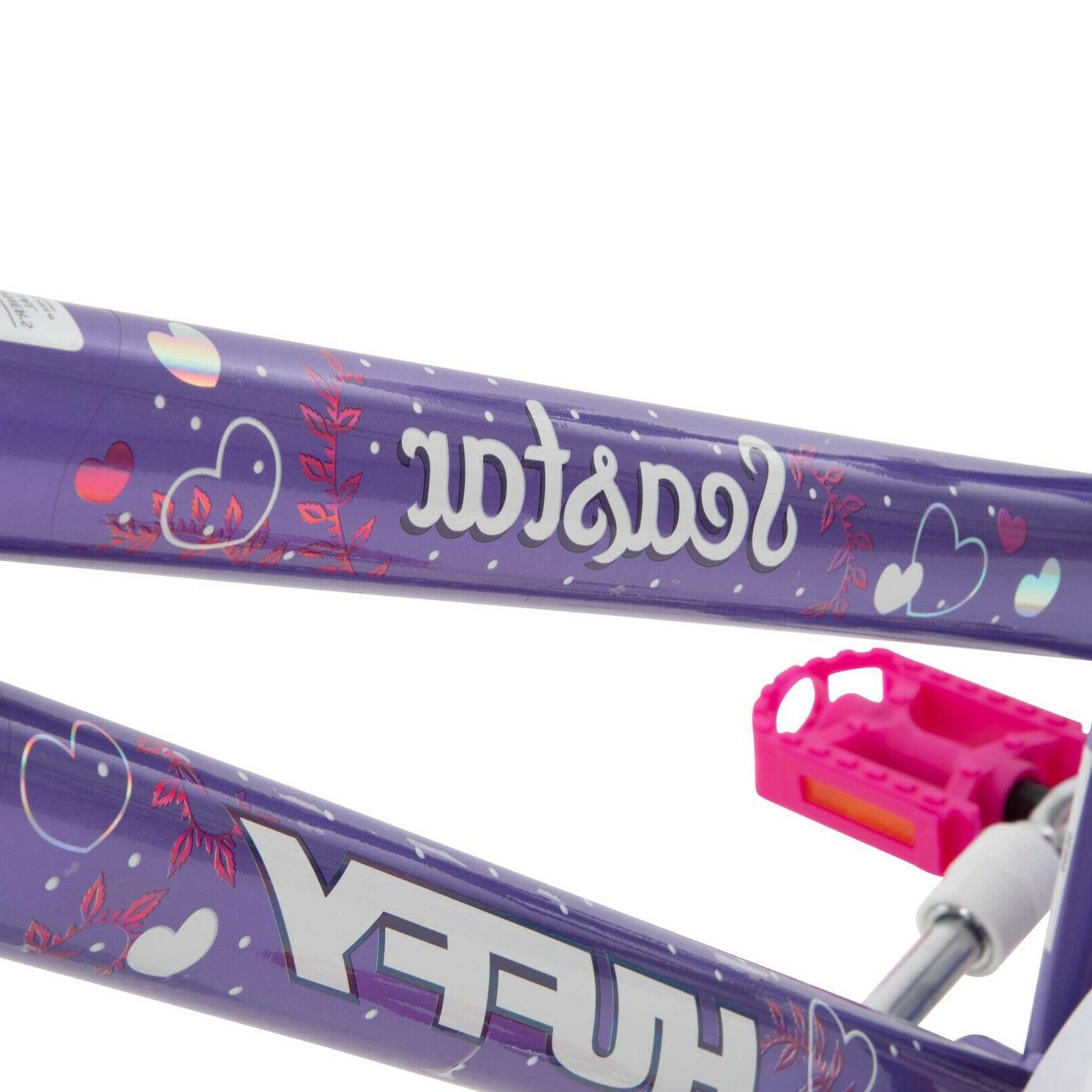 Huffy Sea Star Girls Bike for Purple