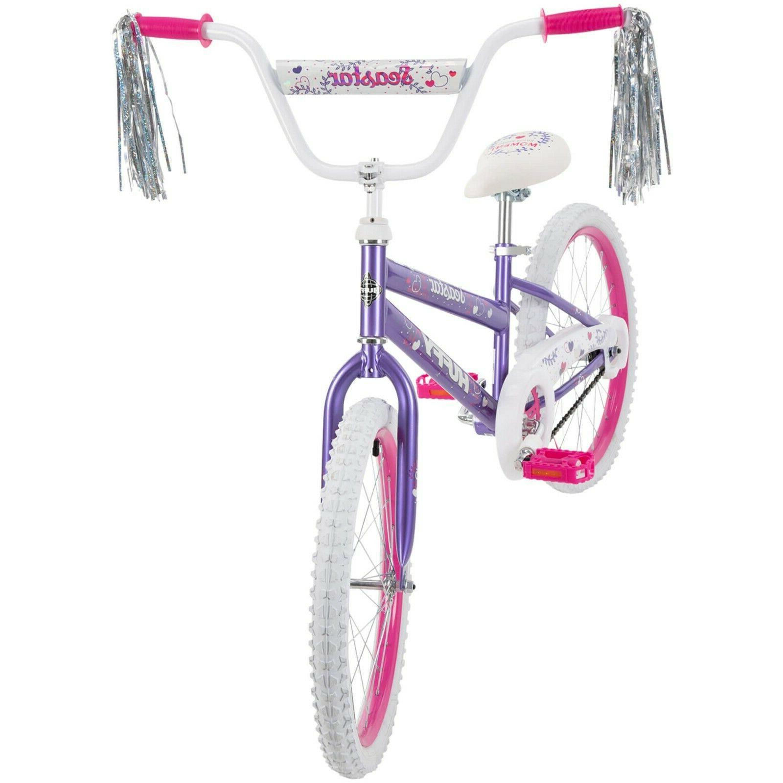 "Huffy 20"" Star Girls Purple"