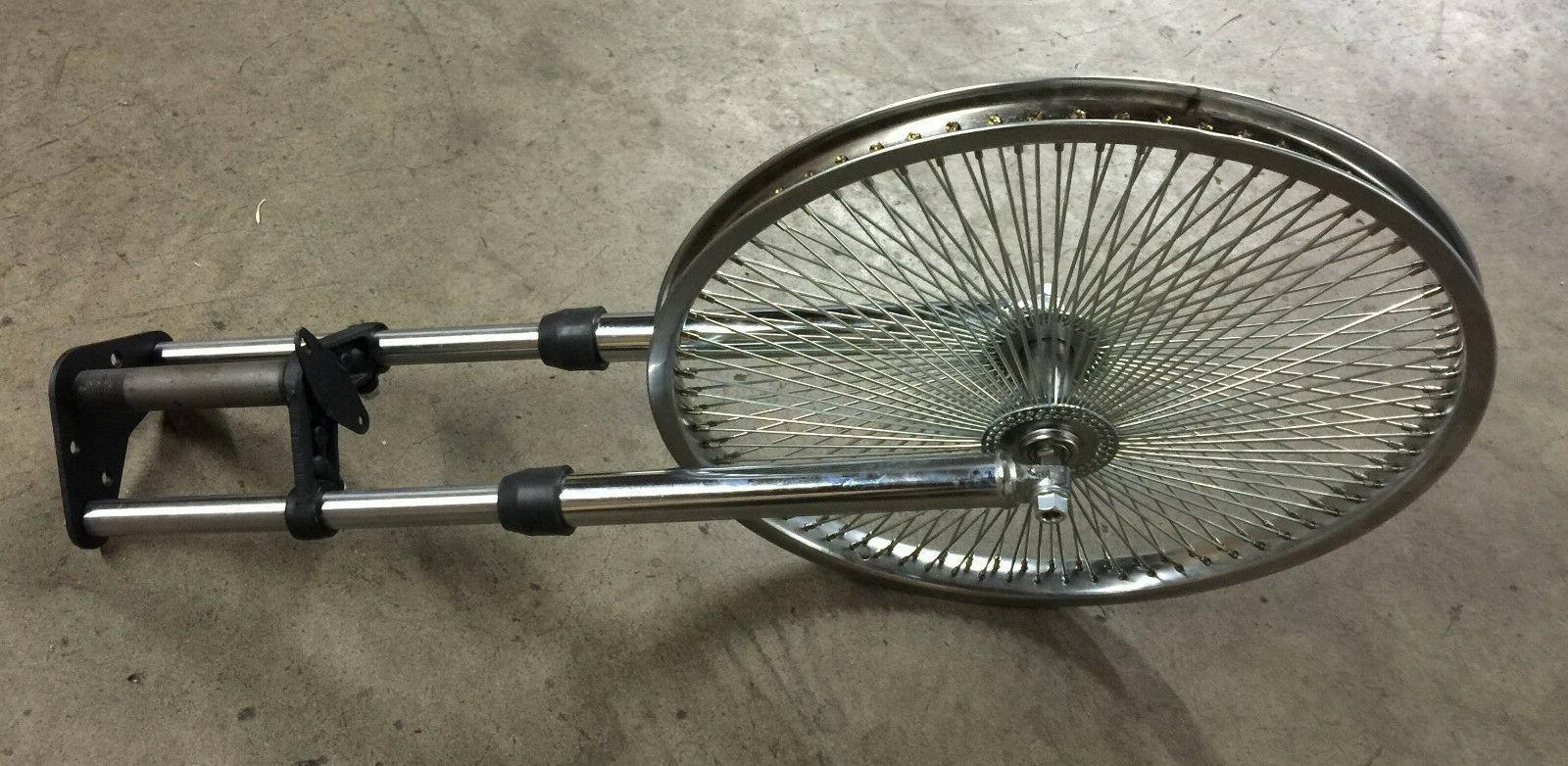 "20"" Clamps Bike Fork Zenital"