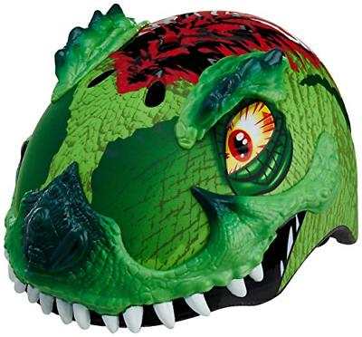 Raskullz 2015 Boy's T-Rex Awesome 5+ Kids/Youth Bicycle Helm