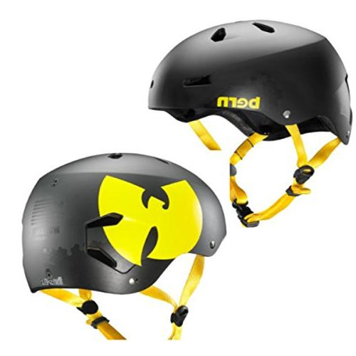 Bern 2015 Men's Macon EPS Wutang Summer Bike/Skate Helmet