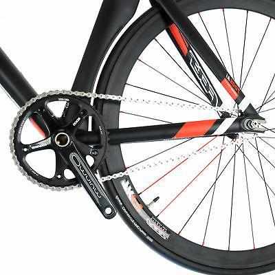 2015 Carbon/Aluminum Track 58cm Fixed Gear