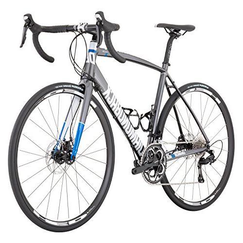 Diamondback 2017 Century 1 Pavement Bike Silver S/52cm