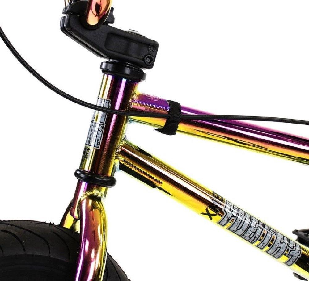 "2017 FatBoy Pro Mini 10"" Bicycle Fat Tire Oil Slick"